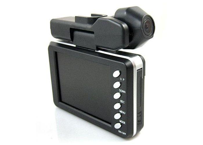 Для автомобиля с двумя камерами hd dvr 260